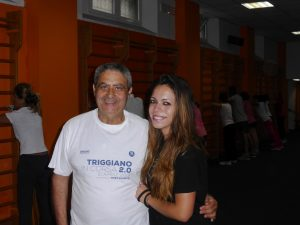 Riccardo Guglielmi e Romina Brugada