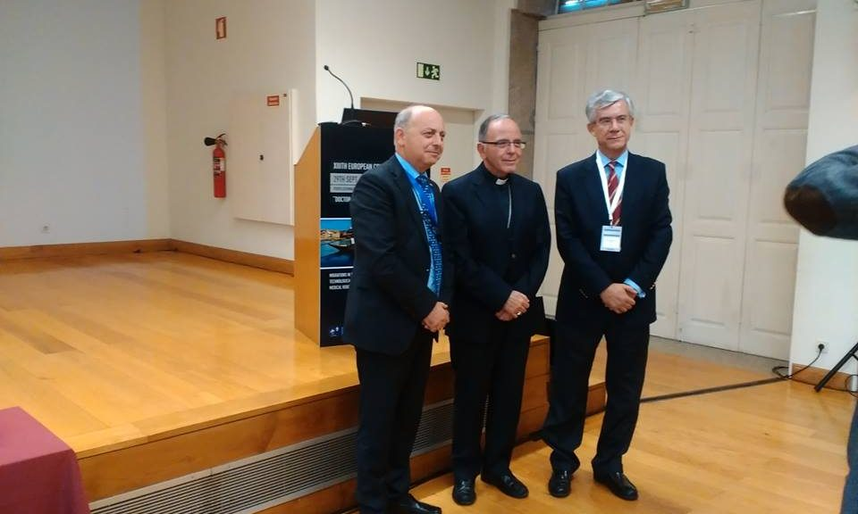Defilippis  Cardinale Patriarca di Lisbona  Presidente deo medici cattolici del Portogallo