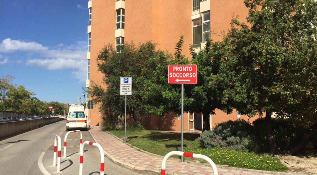 Pronto Soccorso Policlinico Bari 1