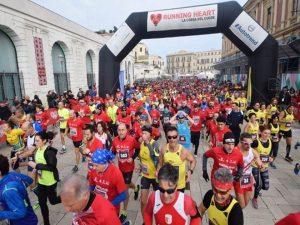 running heart partenza