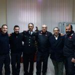 Carabinieri battaglione Staf medico