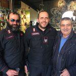 Riccardo Guglielmi con Paolo e Raffaele