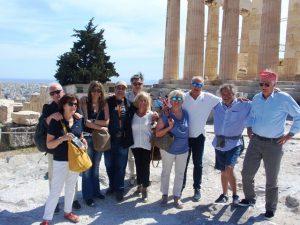 Atene, Acropoli: over 50 in gita