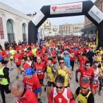 running heart partenza