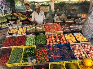 Frutta e verdura a Torre a mare