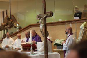 Messa di Natale Mons Cacucci Mater Dei