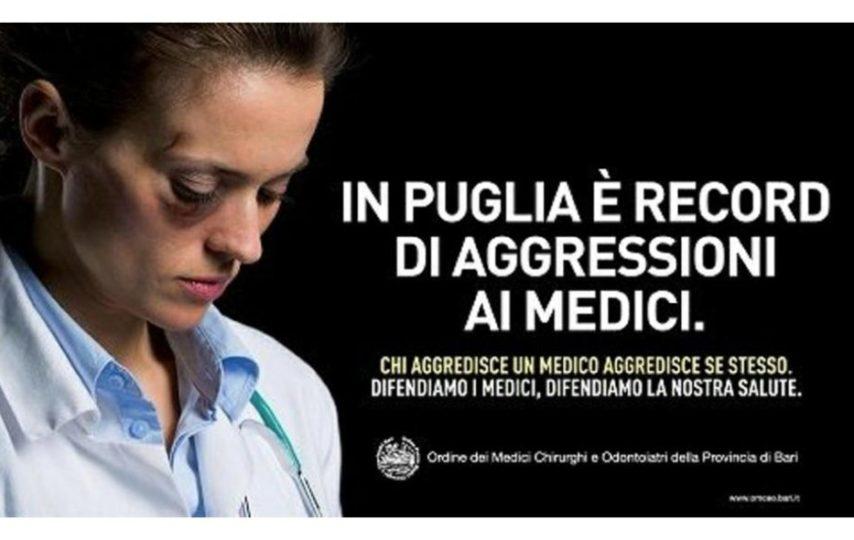 aggressioni a medici infermieri